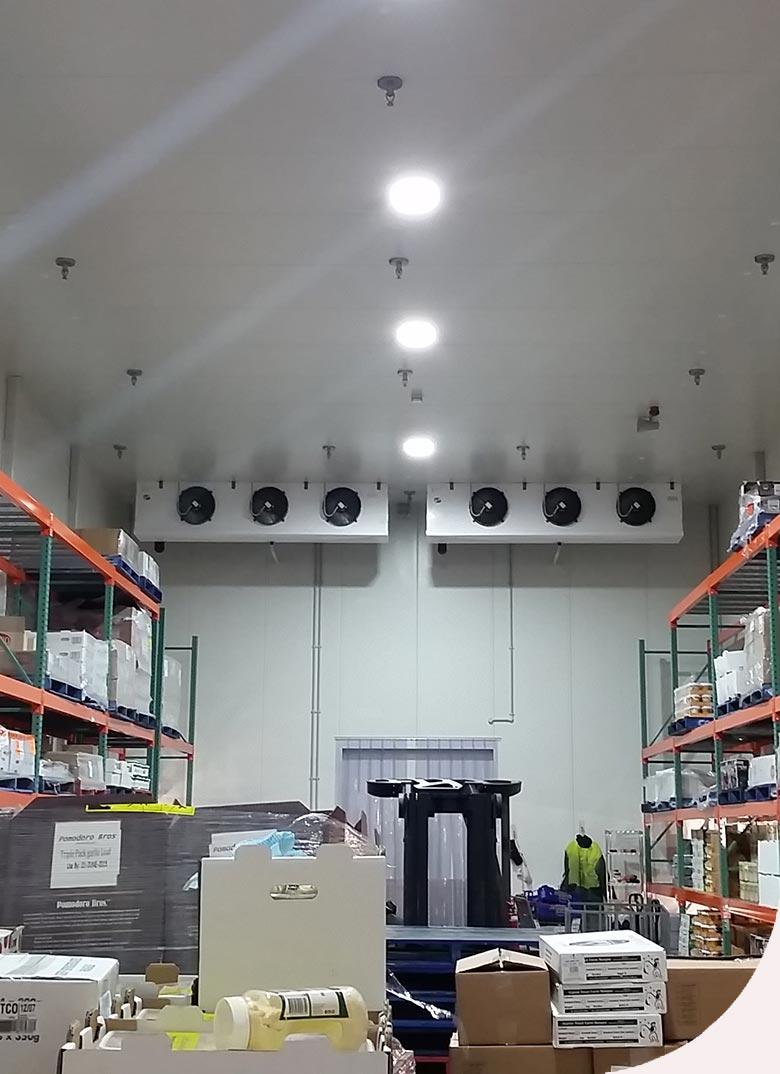 Adelaide Custom Fit Coolroom